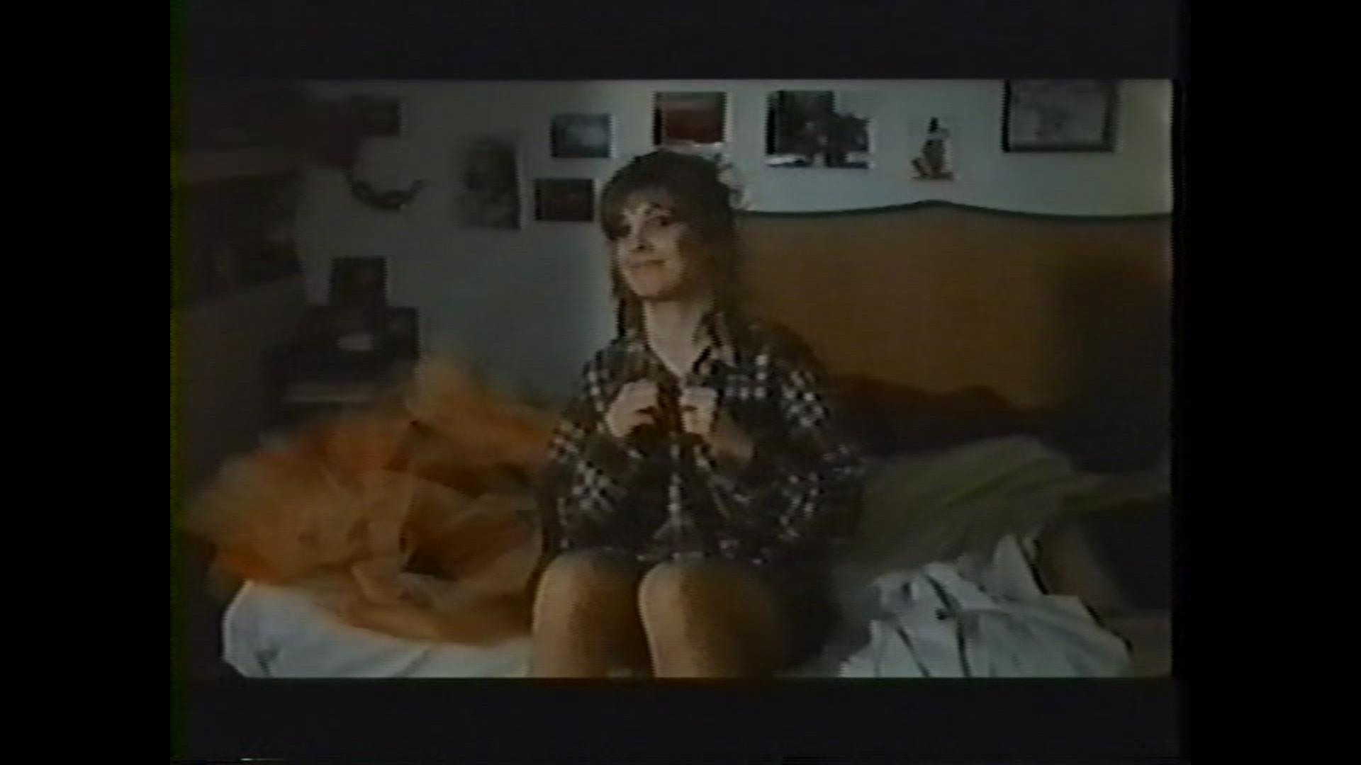 NYMFOMAN kön video